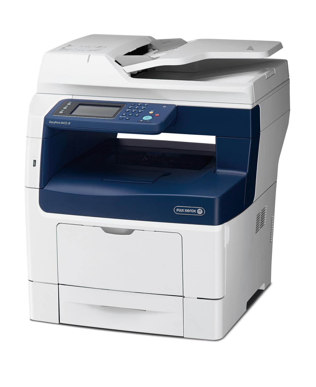 how to fix fuji xerox printer