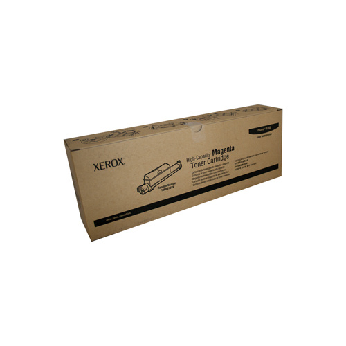 Xerox Phaser 6360 Magenta Toner Cartridge - 12000 pages