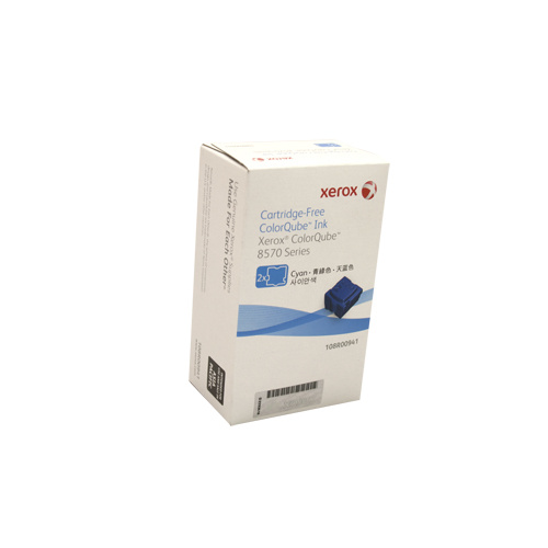Xerox ColourQube 8570 Cyan Ink Sticks - 4400 pages