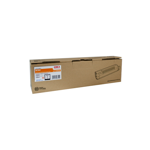 Oki MC860 Black Toner -  9500 pages