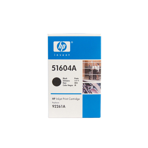 HP # 51604A Black Ink Cartridge -