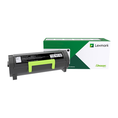 Lexmark 603 Black Toner - 2500 pages
