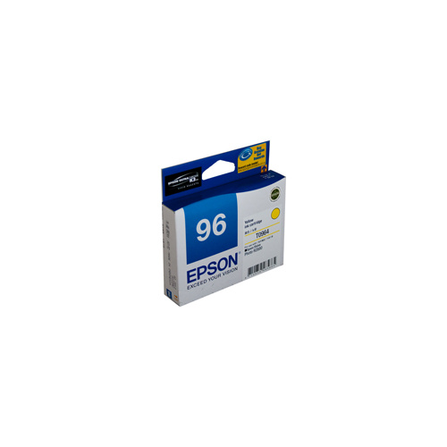 Epson T0964 Yellow Ink Cartridge - 940 pages