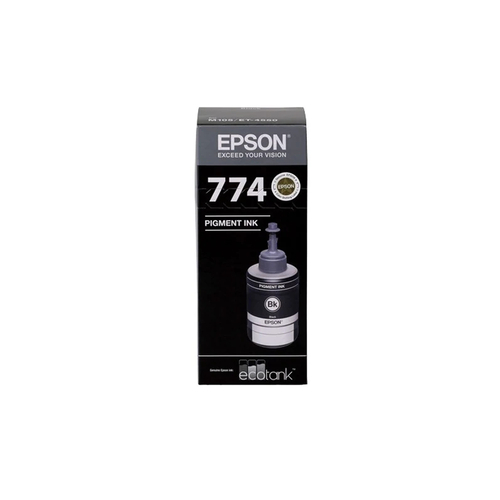 Epson T774 EcoTank Black Ink Bottle (ET-4550 only)