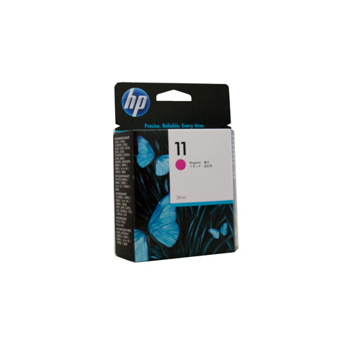 HP #11 Magenta Ink Cartridge (29ml) - 1830 pages