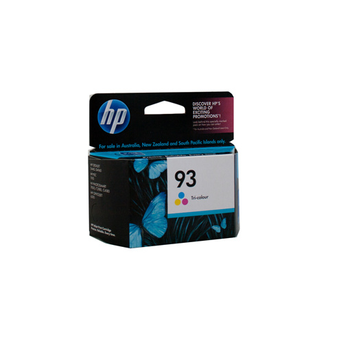 HP #93 Colour Ink Cartridge - 160 pages
