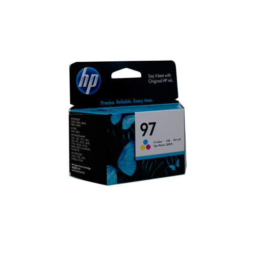 HP #97 Colour Ink Cartridge - 14ml - 450 pages