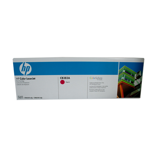 HP #824A Magenta Toner Cartridge - 21000 pages