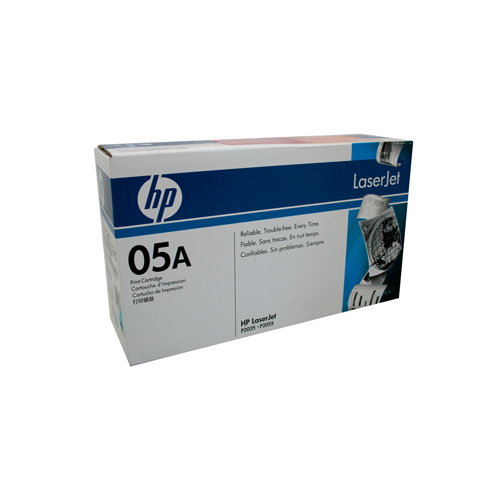 HP #05A Toner Cartridge - 2300 pages