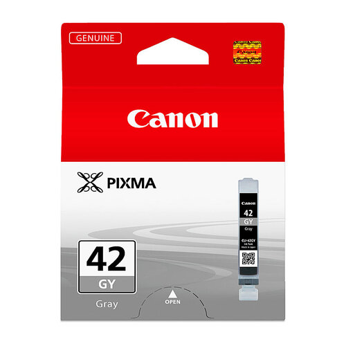 Canon CLI42 Grey Ink Cartridge - 70 pages A3+