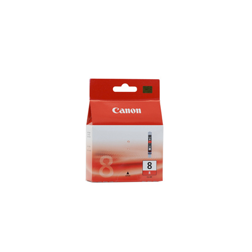 Canon CLI-8R Red Ink Tank - 50 pages