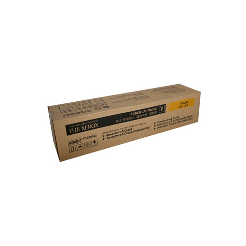 Xerox DocuCentre C250 / 360 / 450 / 2200 / 3300 / 4300 Yellow Toner Cartridge - 15000 pages