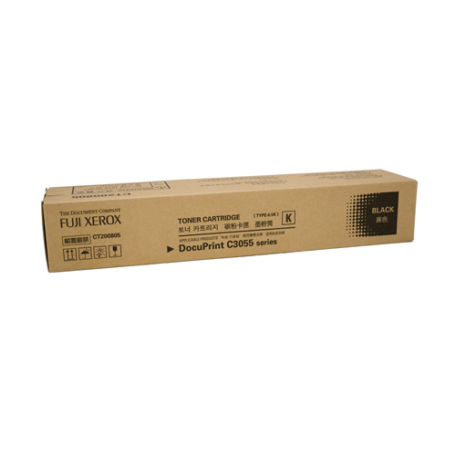 Xerox DocuPrint C3055DX Black Toner Cartridge - 6500 pages