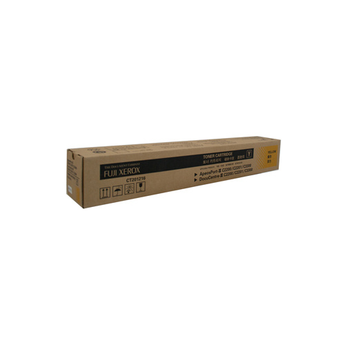 Xerox DocuCentre III C2200 Yellow Toner Cartridge - 15000 pages