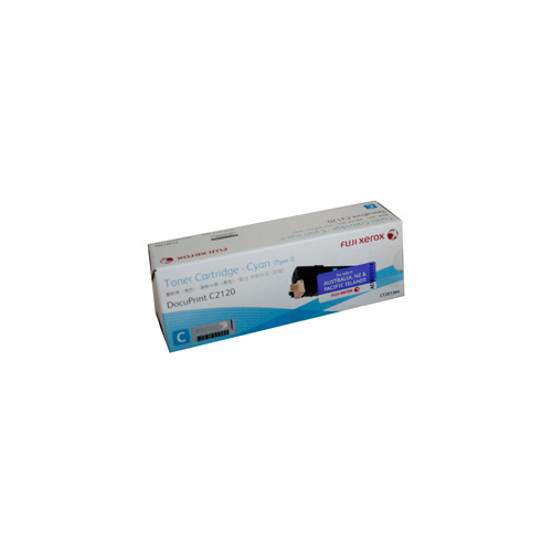 Xerox DocuPrint C2120 Cyan Toner Cartridge - 3000 pages