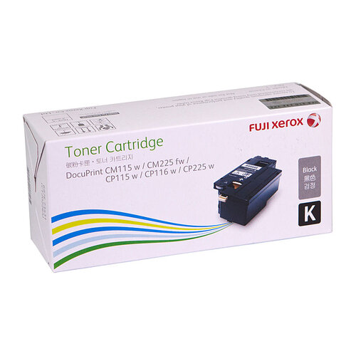 Fuji Xerox CT202264 Black Toner Cartridge - 2000 pages