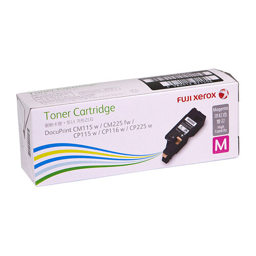 Fuji Xerox CT202266 Magenta Toner Cartridge - 1400 pages