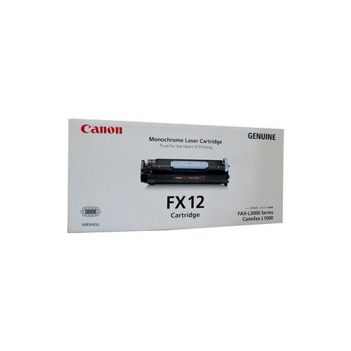 Canon FX-12 Toner Cartridge - 4500 pages