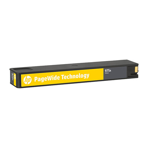 HP #975A Yellow Ink Cartridge - 3000 pages