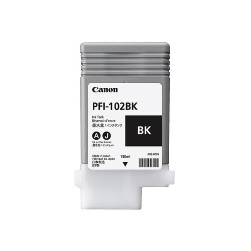 Canon PFI102 Black Ink