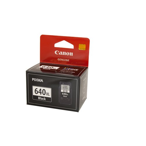 Canon PG640XL Black Ink Cartridge - 400 pages