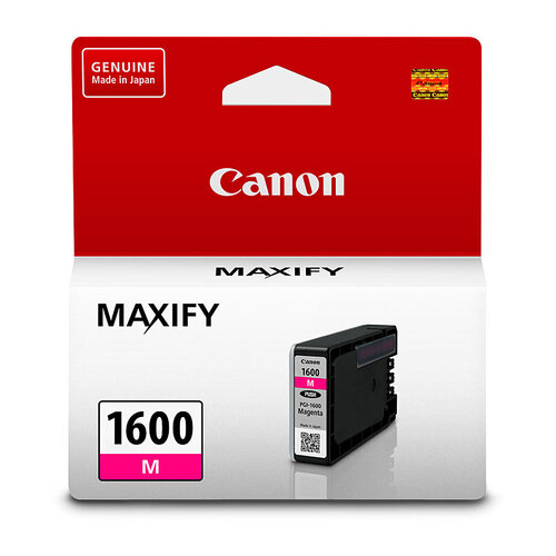 Canon PGI1600M Magenta Ink Tank - 300 pages