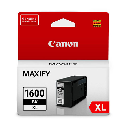 Canon PGI1600XL Black Ink Tank - 1200 pages