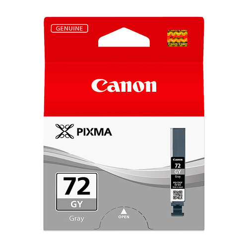 Canon PGI72 Grey Ink Cartridge - 31 pages A3+