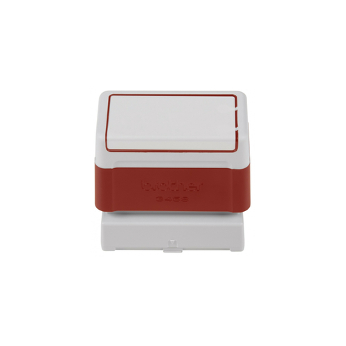 Brother 34x58mm Red Stamp (6 Pack)