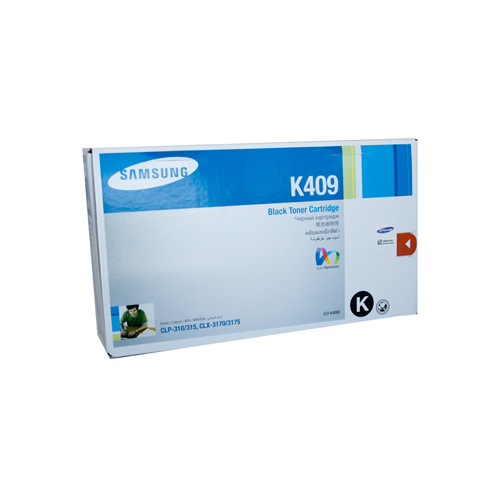 Samsung CLP-310 / CLP-315 / CLX-3170 / CLX-3175 Black Toner Cartridge - 1500 pages @ 5%