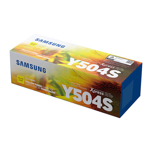 Samsung CLP415 / CLX4170 / CLX4195 Yellow Toner Cartridge - 1800 pages
