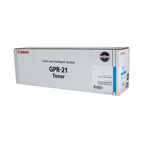 Canon TG31 GPR21 Cyan Toner - 30,000 pages