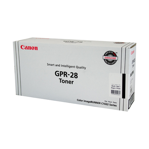 Canon (GPR-28) IRC-1021 Black Copier Toner - 6000 pages