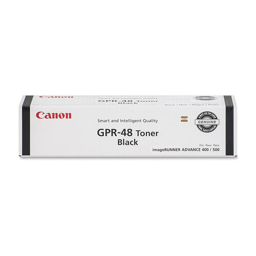 Canon (TG61) Black Copier Toner - 15100 pages