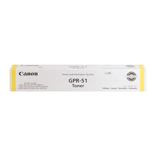 Canon TG65 Yellow Toner - 21000 pages
