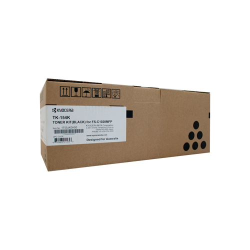 Kyocera FS-C1020MFP Black Toner Cartridge - 6500 pages