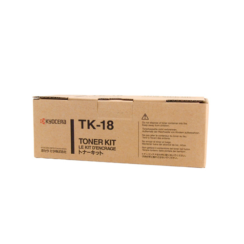 Kyocera FS-1020D / 1118MFP Toner Cartridge - 7200 pages @ 5%