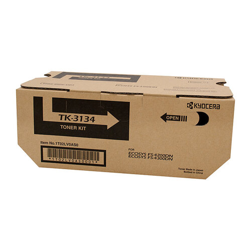 Kyocera TK3134 Toner Kit FS-4200DN / FS-4300DN - 25000 pages