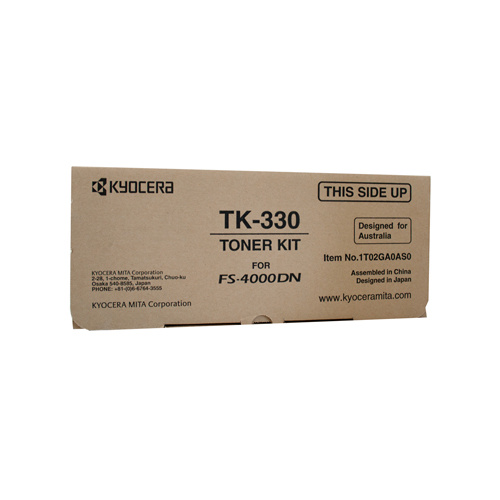 Kyocera FS-4000DN Toner Cartridge - 20,000 pages @ 5%
