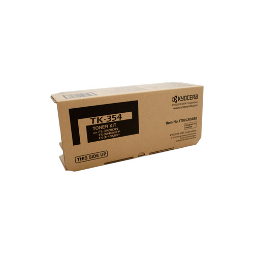 Kyocera FS-3140MFP / FS-3040MFP Toner Cartridge - 15000 pages @ 5%