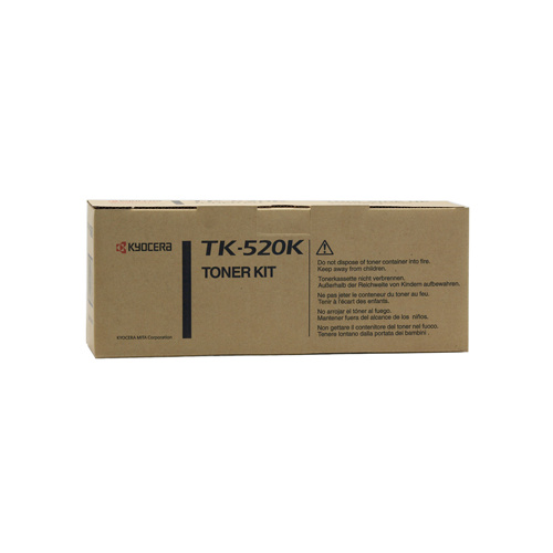 Kyocera FS-C5015N Black Toner Cartridge - 6000 pages