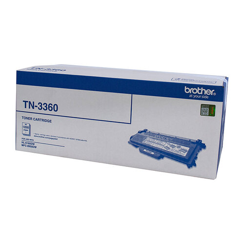 Brother TN3360 Toner Cartridge - 12000 pages