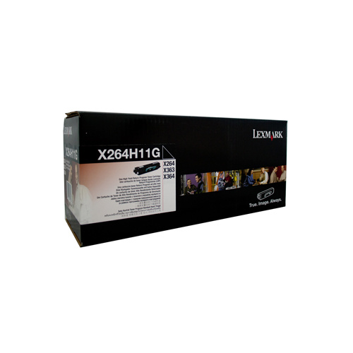 Lexmark X264 / 363 / 364 Prebate Toner Cartridge - 9000 pages