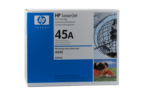 HP #45A Toner Cartridge - 18,000 pages - Australian Printer Services