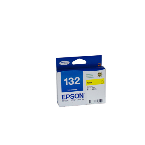Epson T1324 (132) Yellow Ink Cartridge - 200 pages