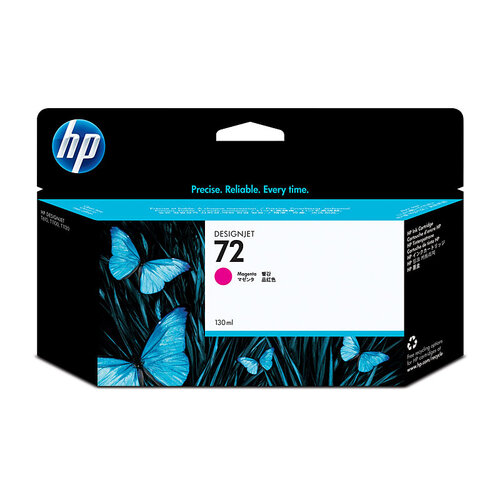 HP #72 Magenta Ink Cartridge -