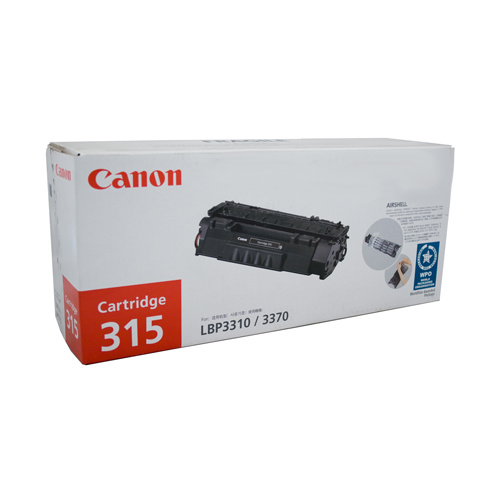 Canon CART-315 Toner Cartridge - 3000 pages