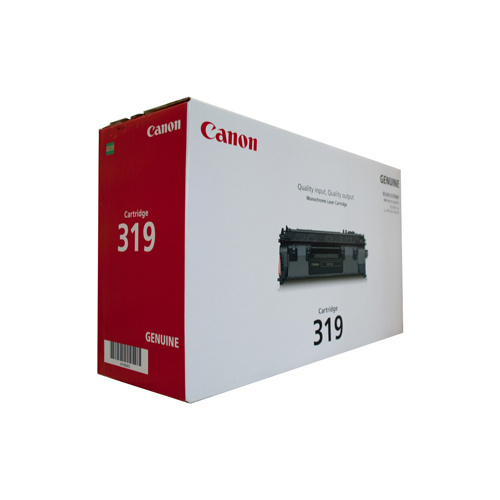 Canon CART-319 Black Toner Cartridge - 2100 pages