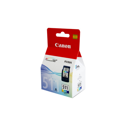 Canon CL-511 Colour Ink Cartridge - 244 pages