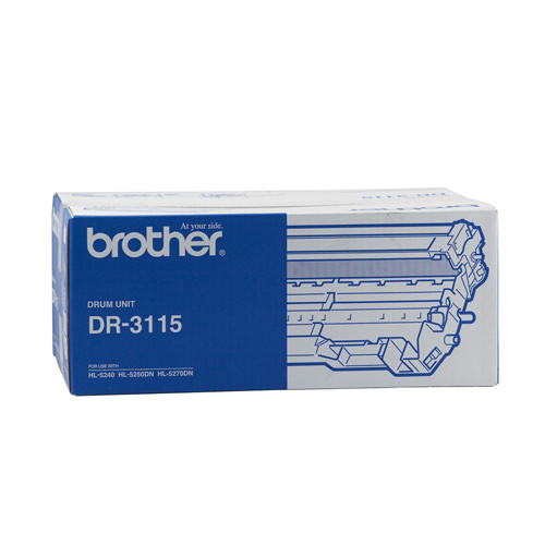 Brother DR-3115 Drum Unit - 25000 pages